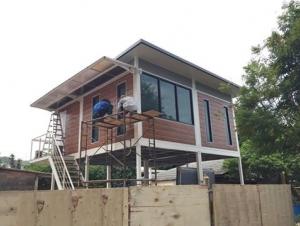 บ้านพักตากอากาศแหลมฉบัง จ.ชลบุรี